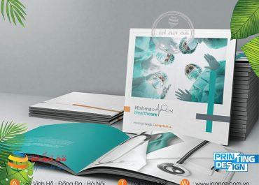 Mẫu Catalogue đẹp được in tại In ấn AZ