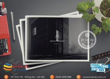 Dịch vụ thiết kế và in Catalogue chất lượng cao tại Hà Nội