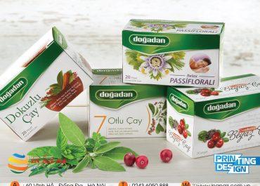 Mẫu hộp giấy sản phẩm Dogadan