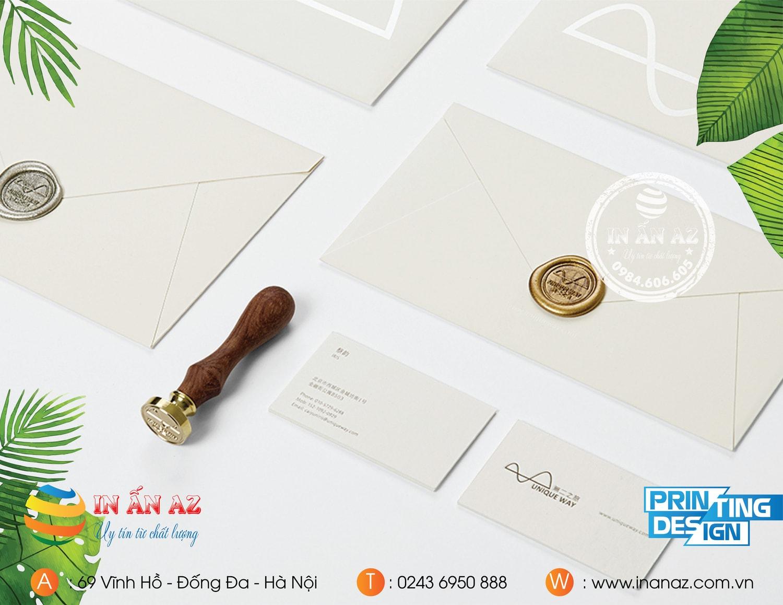 mẫu phong bì thư đẹp
