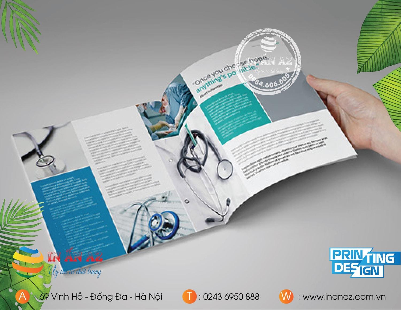 Dịch vụ in profile tại In ấn AZ