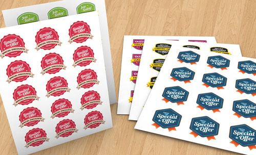 Dịch vụ in sticker tại In ấn AZ