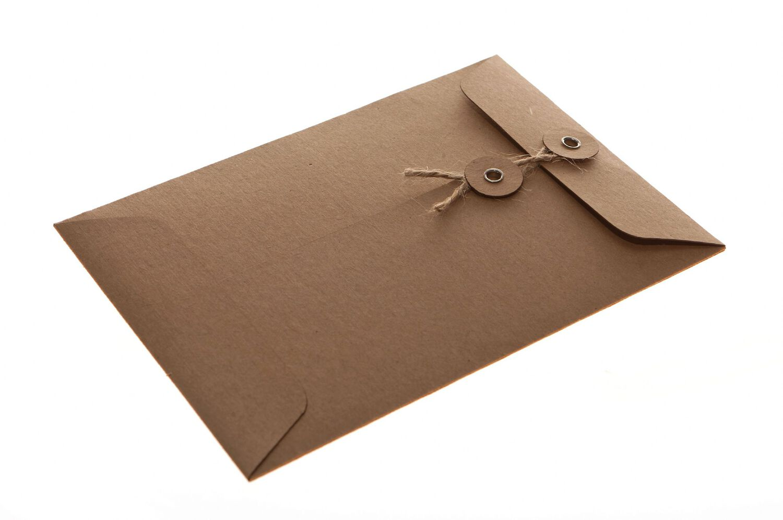 kích thước bì thư