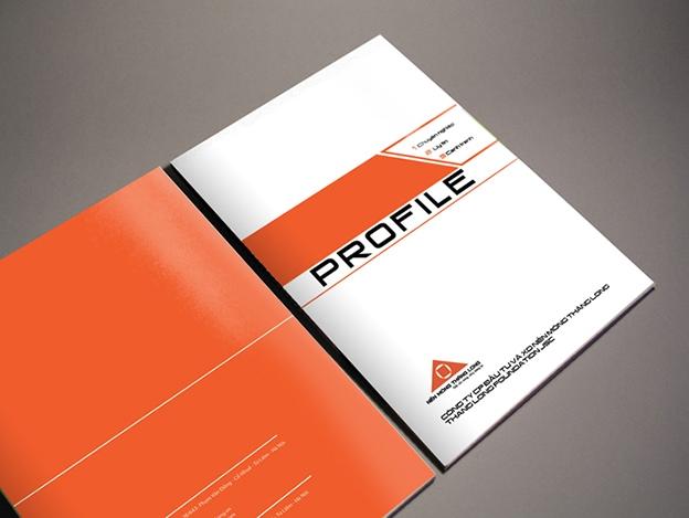 Mẫu profile công ty xây dựng