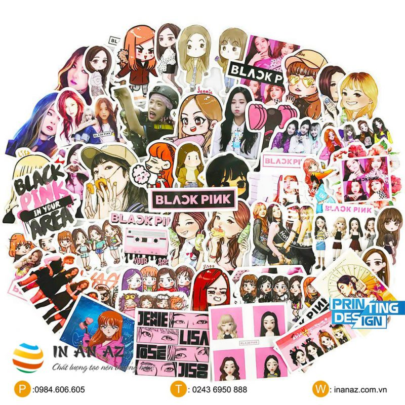 ảnh sticker Blackpink