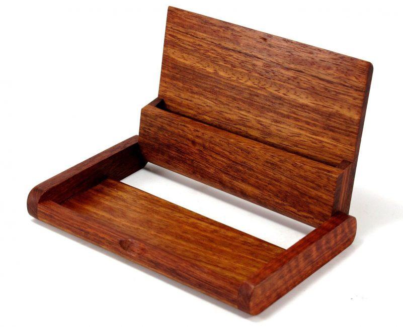 hộp gỗ đựng name card