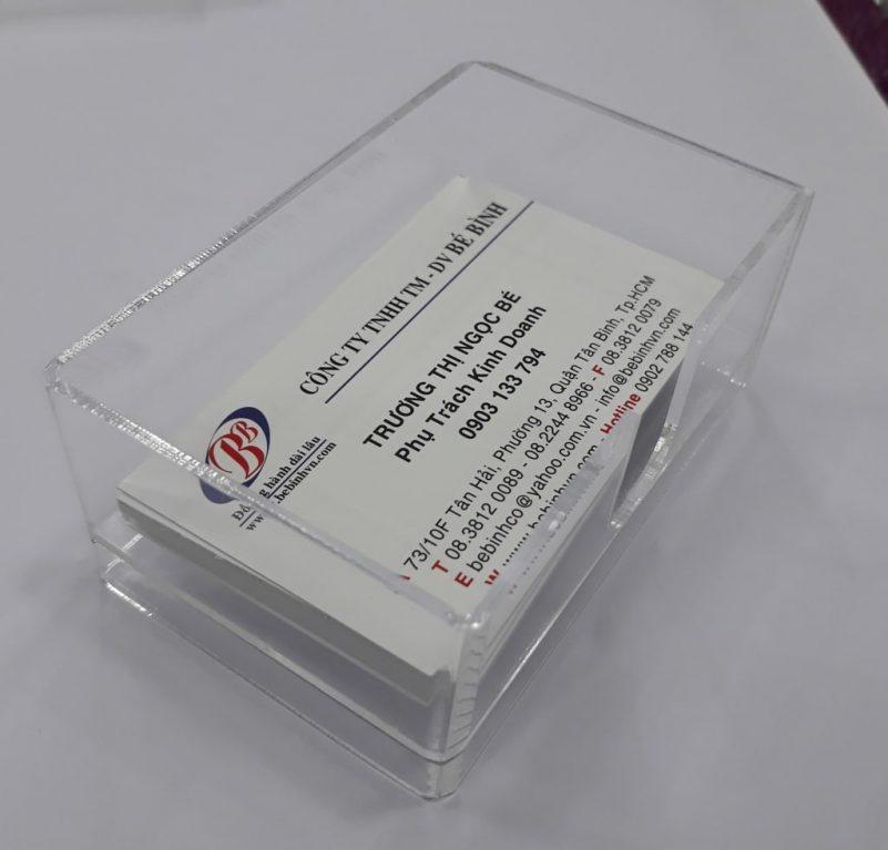 hộp đựng name card