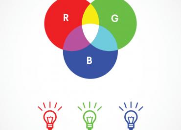 Tìm hiểu về 3 hệ màu CMYK, RGB, LAB COLOR trong thiết kế in ấn