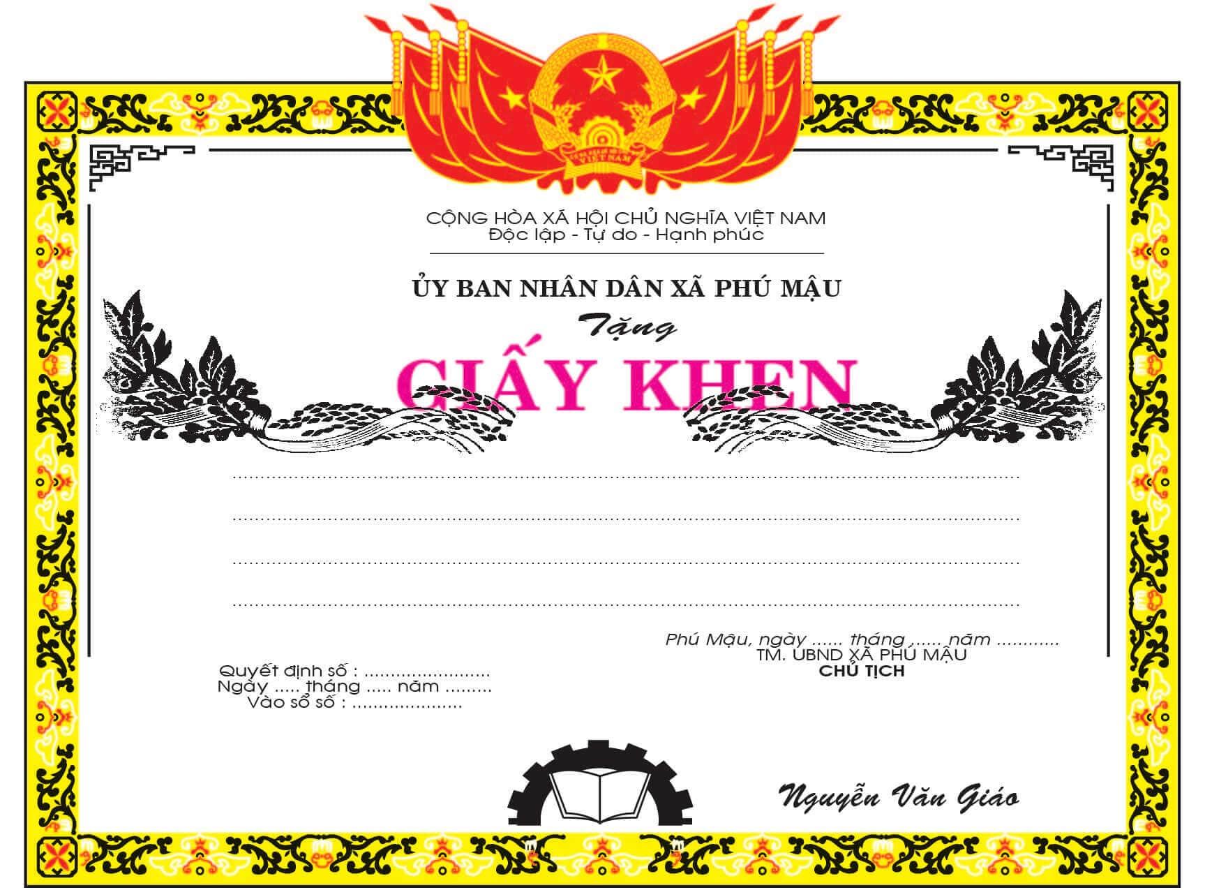 in bang khen