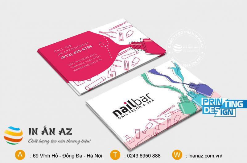 card visit nail dep 2