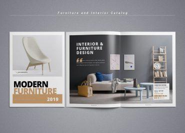 Mẫu Catalogue nội thất đẹp