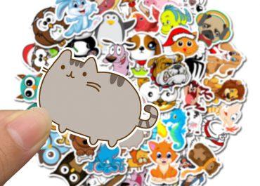Giấy Sticker: Là Gì, Đặc Điểm Ra Sao?