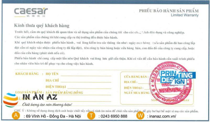 phieu bao hanh cong trinh 2