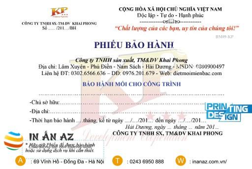 phieu bao hanh cong trinh dep 5