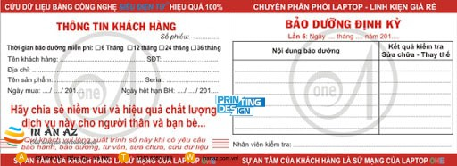 phieu bao hanh dien thoai dep 3