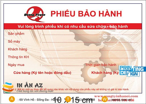 phieu bao hanh dien thoai dep 5
