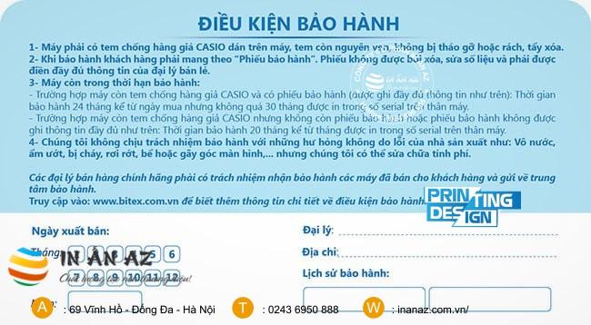 phieu bao hanh may tinh dep 1
