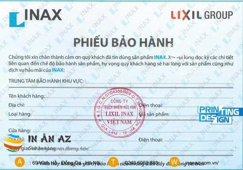 phieu bao hanh san pham 1
