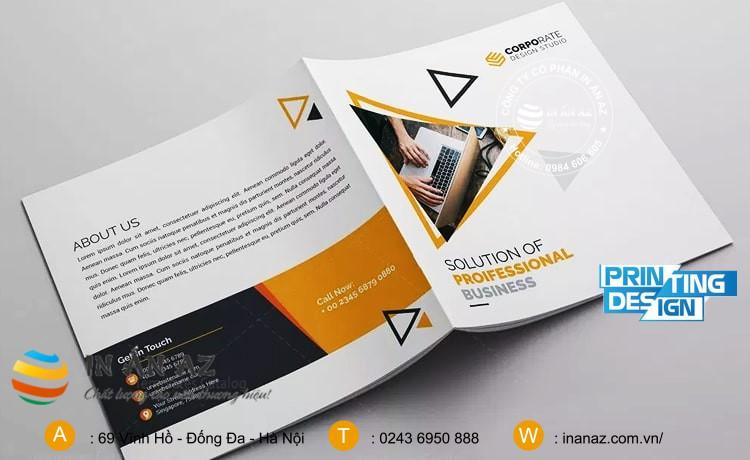 mẫu profile công ty 1