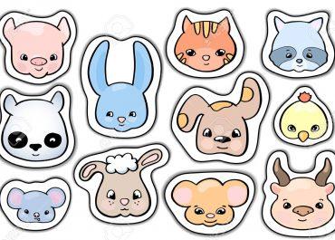 Sticker cute