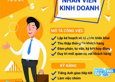 tuyển dụng poster 2