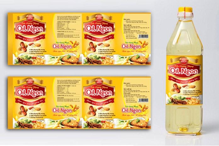 In Ấn AZ - Đơn vị in nhãn dán chai giá rẻ, chất lượng
