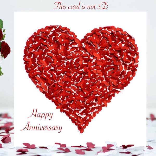 Hình ảnh thiệp 20/11 3D trái tim